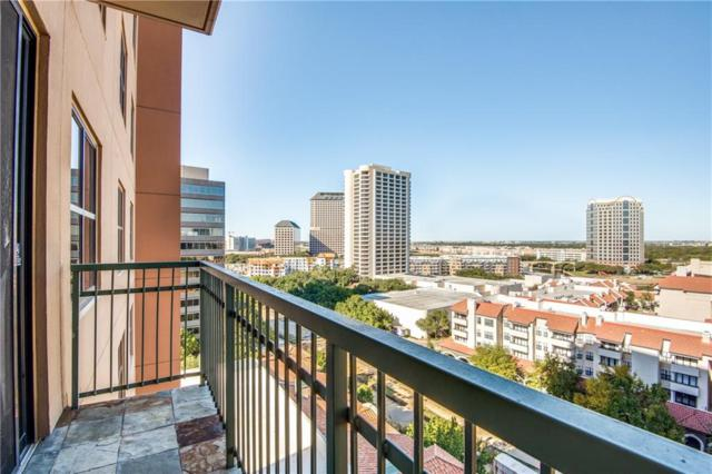 330 Las Colinas Boulevard E #1124, Irving, TX 75039 (MLS #13827001) :: Pinnacle Realty Team