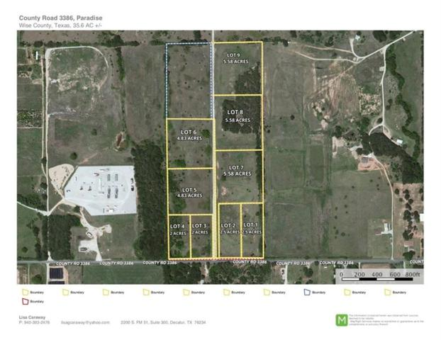 Lot 3 000 County Rd 3386, Paradise, TX 76073 (MLS #13827011) :: Magnolia Realty