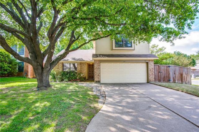 1619 Stoneway Drive, Grapevine, TX 76051 (MLS #13827017) :: Magnolia Realty