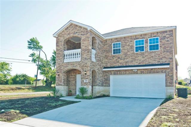 101 Mitchell Drive, Terrell, TX 75160 (MLS #13827110) :: Magnolia Realty