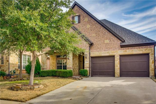 3048 Mitchell Way, The Colony, TX 75056 (MLS #13827126) :: Team Hodnett