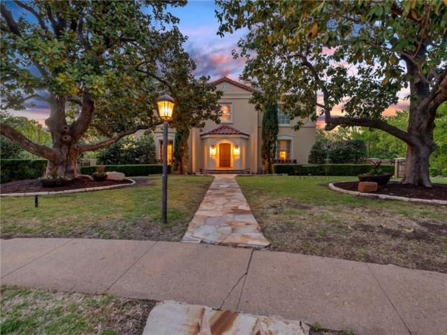 2301 Stadium Drive, Fort Worth, TX 76109 (MLS #13827391) :: Team Hodnett