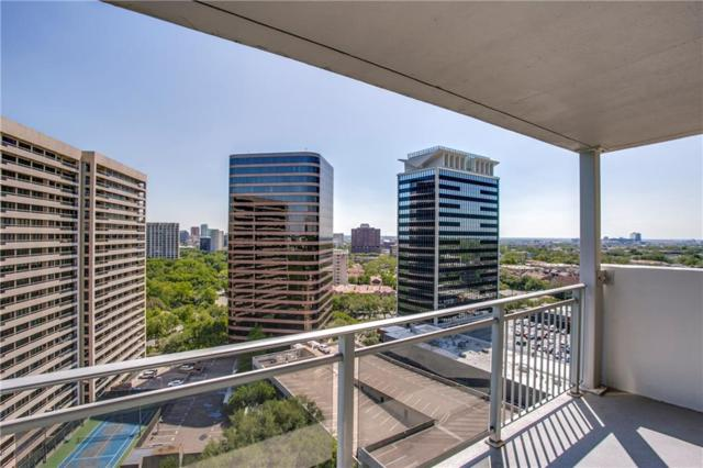 3883 Turtle Creek Boulevard #2011, Dallas, TX 75219 (MLS #13827531) :: Magnolia Realty