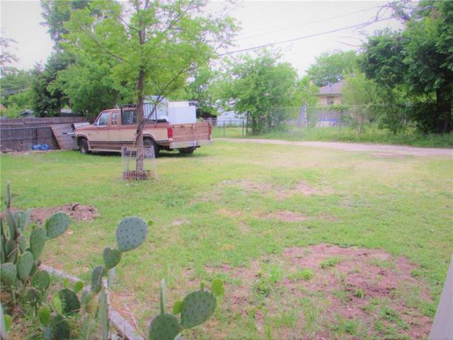 509 W Shaw Street, Fort Worth, TX 76110 (MLS #13827908) :: The Real Estate Station