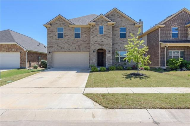 11812 Parade Drive, Frisco, TX 75034 (MLS #13828148) :: Magnolia Realty