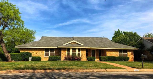 826 Green Valley Drive, Abilene, TX 79601 (MLS #13828397) :: Century 21 Judge Fite Company