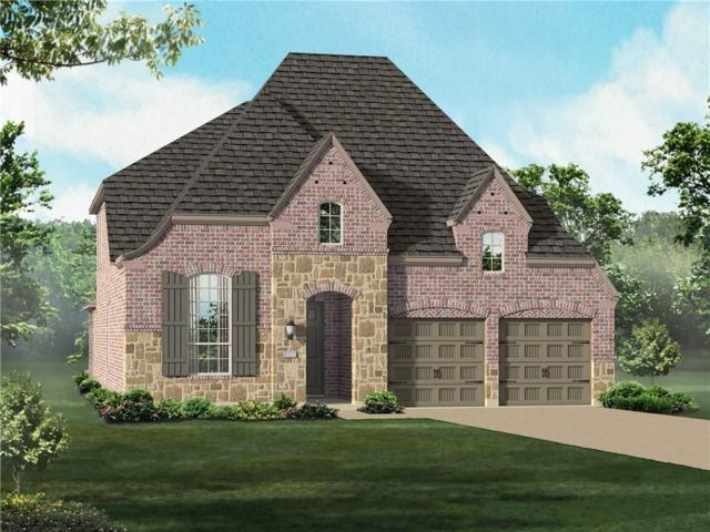 1521 Snowdrop Drive, Celina, TX 75009 (MLS #13828620) :: The Real Estate Station