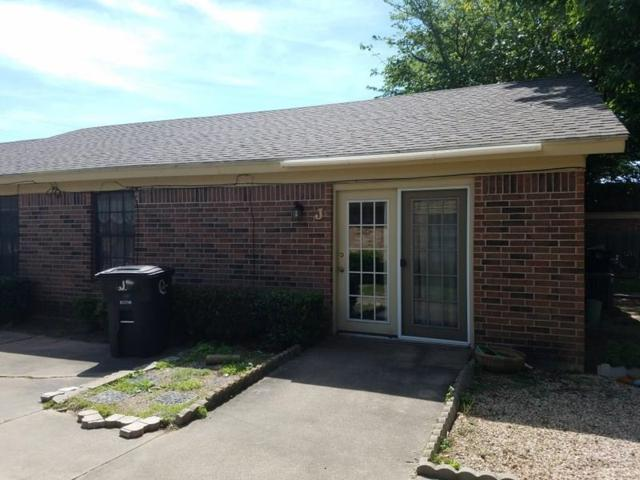 1520 Crestridge Drive J, Cleburne, TX 76033 (MLS #13828860) :: Baldree Home Team