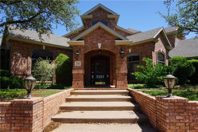 7549 Lantana Avenue, Abilene, TX 79606 (MLS #13828987) :: RE/MAX Pinnacle Group REALTORS