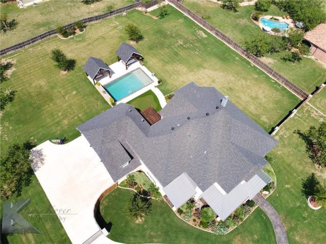 942 Prado Verde Drive, Abilene, TX 79602 (MLS #13829302) :: The Tonya Harbin Team