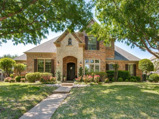 1705 Prince Meadow Drive, Colleyville, TX 76034 (MLS #13829346) :: Team Hodnett