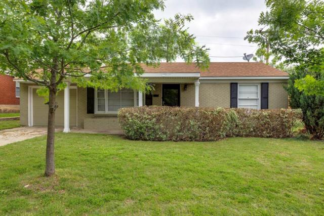 3504 Rogers Avenue, Fort Worth, TX 76109 (MLS #13829421) :: Baldree Home Team