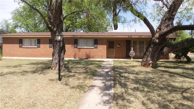 735 Westwood Drive, Abilene, TX 79603 (MLS #13829484) :: The Chad Smith Team