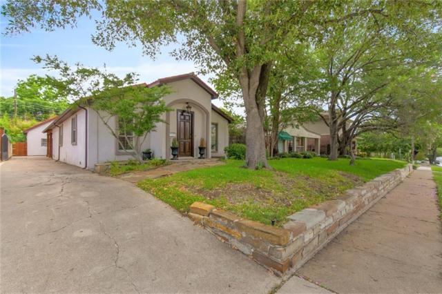 4008 W 7th Street, Fort Worth, TX 76107 (MLS #13829535) :: The Mitchell Group