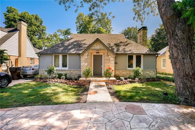 4525 Mockingbird Lane, Highland Park, TX 75205 (MLS #13829613) :: Robbins Real Estate Group