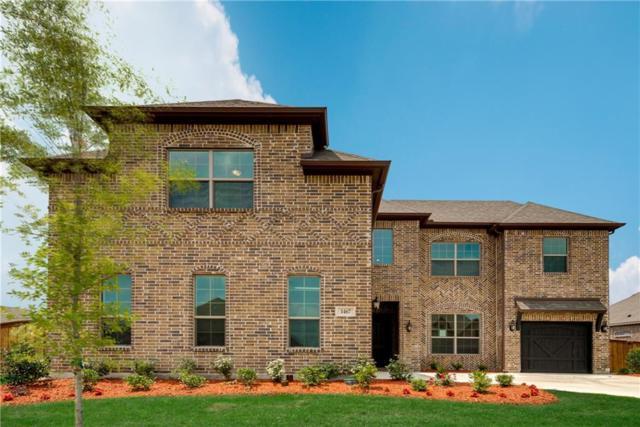 1467 Corrara Drive, McLendon Chisholm, TX 75032 (MLS #13829623) :: Team Hodnett