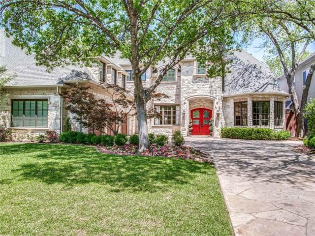 6729 Aberdeen Avenue, Dallas, TX 75230 (MLS #13829662) :: Robbins Real Estate Group