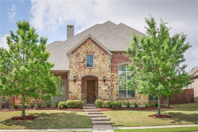 929 Scotia Drive, Allen, TX 75013 (MLS #13829673) :: Baldree Home Team