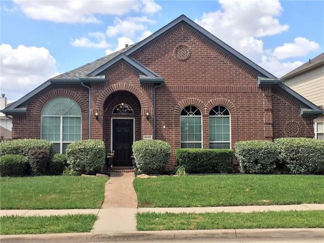 5600 Green Hollow Lane, The Colony, TX 75056 (MLS #13829749) :: The Rhodes Team