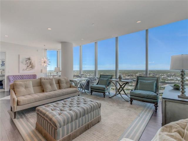 1301 Throckmorton Street #2605, Fort Worth, TX 76102 (MLS #13829954) :: Magnolia Realty