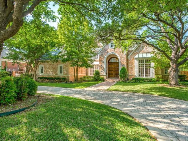 6341 Waggoner Drive, Dallas, TX 75230 (MLS #13829966) :: Team Hodnett
