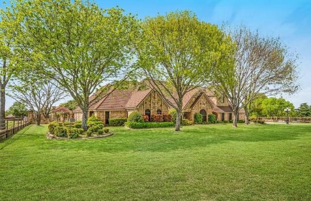 821 Cockrell Hill Road, Ovilla, TX 75154 (MLS #13829972) :: RE/MAX Preferred Associates