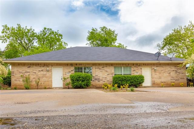 216 E Walcott Street, Pilot Point, TX 76258 (MLS #13830247) :: Baldree Home Team