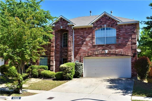 4609 Buffalo Bend Place, Fort Worth, TX 76137 (MLS #13830377) :: Magnolia Realty