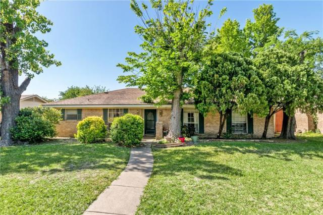 414 Quintana Drive, Garland, TX 75043 (MLS #13831607) :: RE/MAX Town & Country