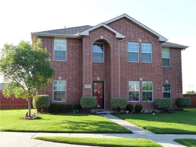 1001 Shelborn Drive, Allen, TX 75002 (MLS #13831611) :: Team Hodnett