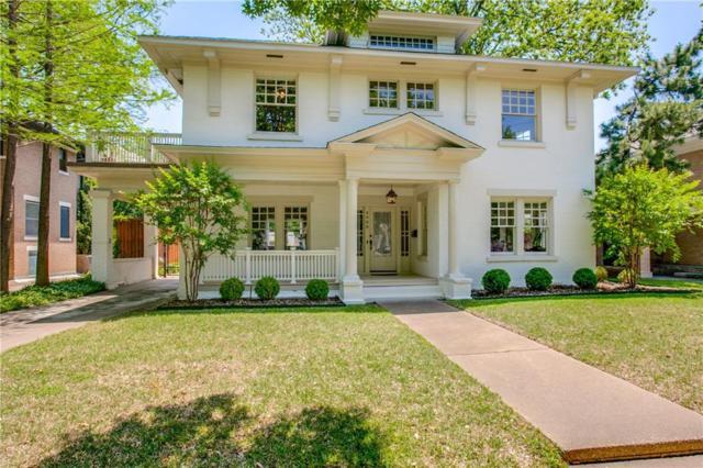 4908 Junius Street, Dallas, TX 75214 (MLS #13831614) :: Magnolia Realty