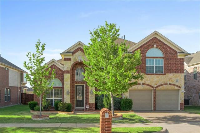 1333 Marina Drive, Irving, TX 75063 (MLS #13831616) :: Baldree Home Team