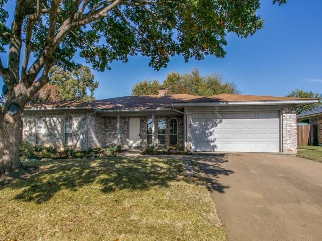 136 Amory Drive, Benbrook, TX 76126 (MLS #13831629) :: RE/MAX Landmark