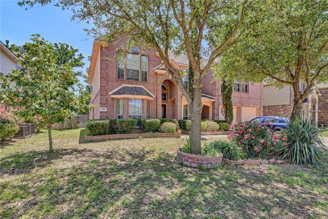 202 Forestridge Drive, Mansfield, TX 76063 (MLS #13831706) :: Magnolia Realty