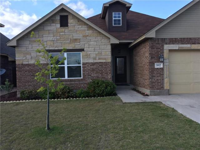 102 Silverado Circle, Tuscola, TX 79562 (MLS #13831754) :: The Tonya Harbin Team