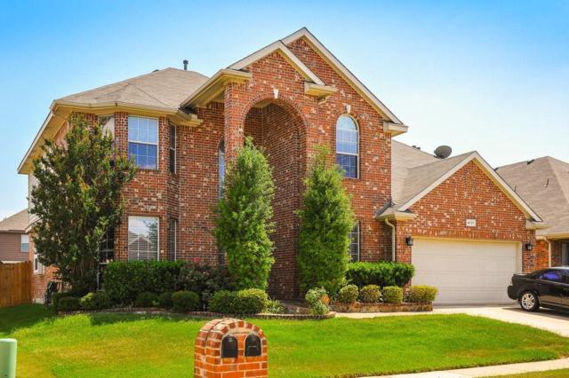 4721 Poplar Ridge Drive, Fort Worth, TX 76123 (MLS #13832297) :: The Chad Smith Team