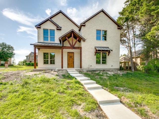 309 Sandy Creek Drive, Desoto, TX 75115 (MLS #13832385) :: The Chad Smith Team