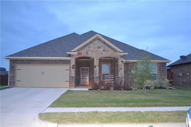 1623 Fraser Drive, Burleson, TX 76028 (MLS #13832391) :: Team Hodnett