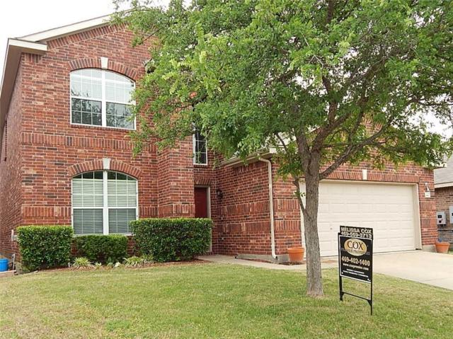 1106 Mule Deer Road, Forney, TX 75126 (MLS #13832575) :: Team Hodnett