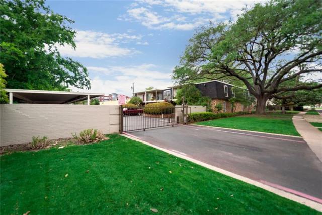 5311 Fleetwood Oaks Avenue #269, Dallas, TX 75235 (MLS #13832608) :: Magnolia Realty