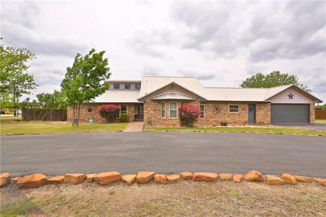 1227 Todd Trail, Abilene, TX 79602 (MLS #13832791) :: Team Hodnett