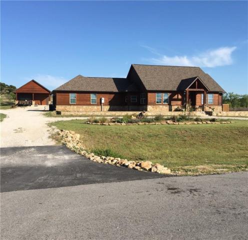 486 Frog Branch Court, Graford, TX 76449 (MLS #13832836) :: Team Hodnett