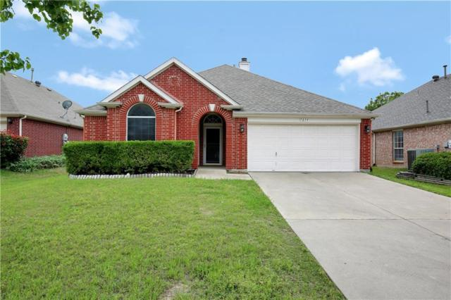 7859 Park Falls Court, Fort Worth, TX 76137 (MLS #13832921) :: The Rhodes Team