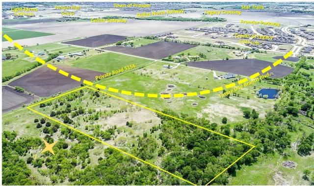 N/A Private Road 5156, Celina, TX 75078 (MLS #13832922) :: The Chad Smith Team