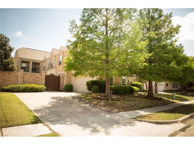 4611 San Marcos Way, Frisco, TX 75034 (MLS #13833124) :: Team Hodnett