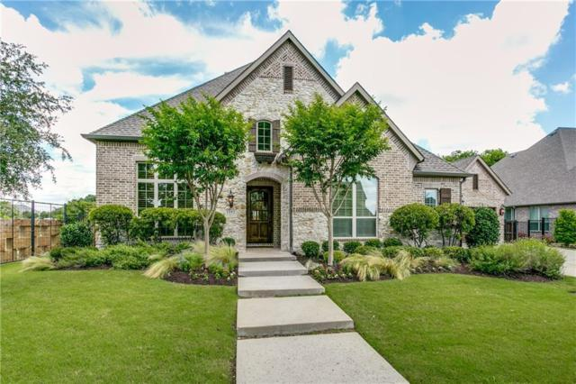 1392 Francie Way, Allen, TX 75013 (MLS #13833417) :: Coldwell Banker Residential Brokerage