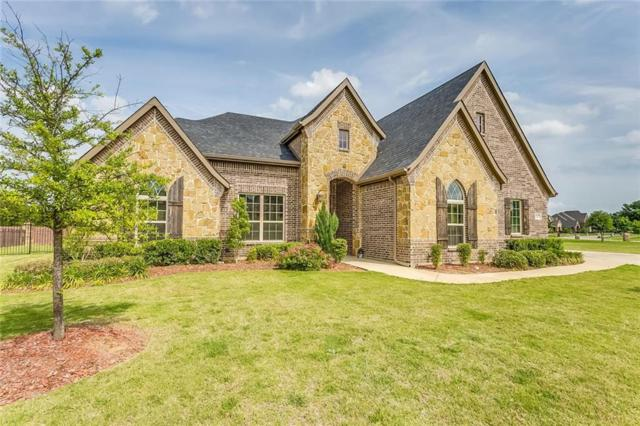 1417 Valley Crest Drive, Burleson, TX 76028 (MLS #13833562) :: The FIRE Group at Keller Williams