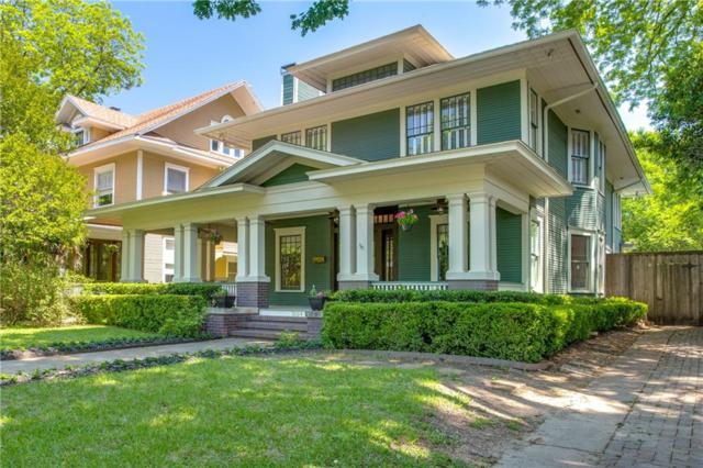 5004 Tremont Street, Dallas, TX 75214 (MLS #13834150) :: Baldree Home Team