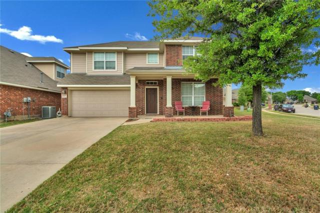 15537 Landing Creek Lane, Fort Worth, TX 76262 (MLS #13834170) :: NewHomePrograms.com LLC