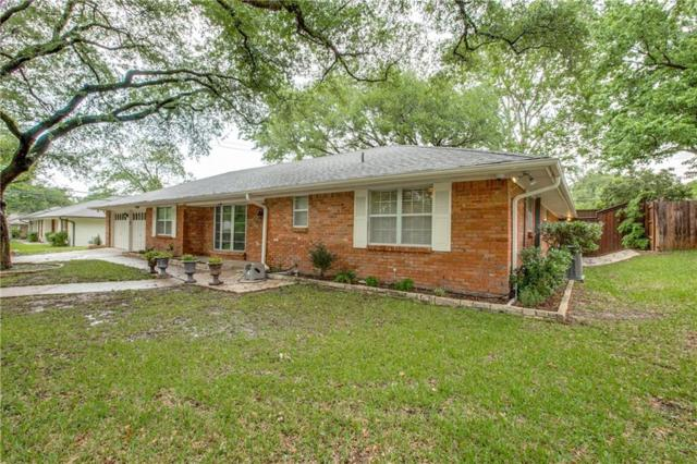 3604 Wren Avenue, Fort Worth, TX 76133 (MLS #13834175) :: Fort Worth Property Group